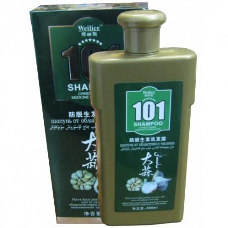 Китайский шампунь от выпадения волос