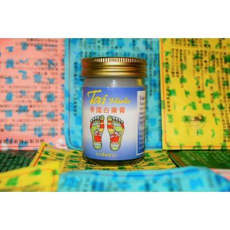Thai Herb Белый бальзам, 100гр.